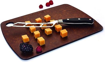 Arcos Riviera - Cuchillo para queso, 145 mm (estuche)