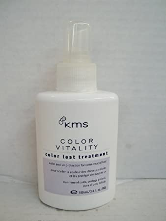 Kms Color Vitality Color Last Treatment