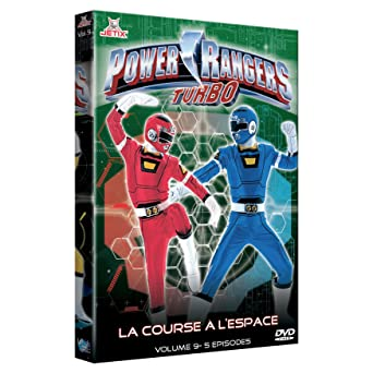 Power rangers turbo, vol. 9 [Francia] [DVD]: Amazon.es: Bosch Johnny Yong, Jason David Frank, Catherine Sutherland: Cine y Series TV