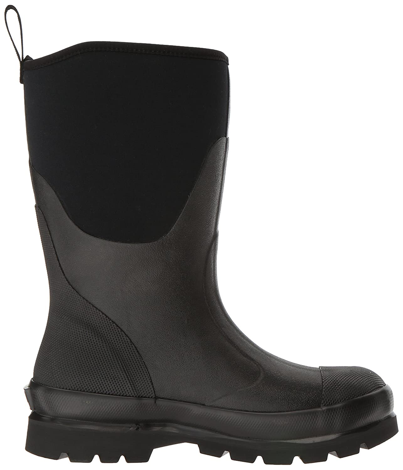 Muck Boot Women's Chore Mid Snow B06VWF8VHY 8 B(M) US|Black