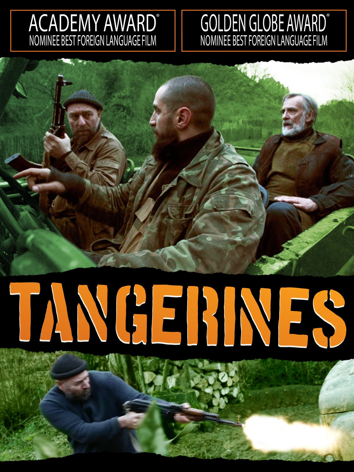 Amazon.com: Tangerines: Lembit Ulfsak, Giorgi Nakashidze ...