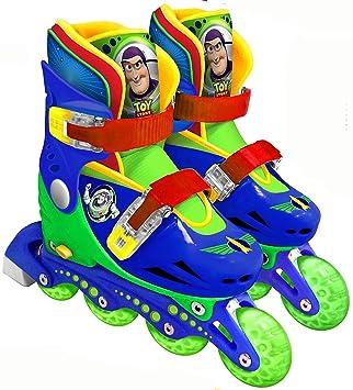 Patin Tres Ruedas Toy Story 23: Amazon.es: Juguetes y juegos