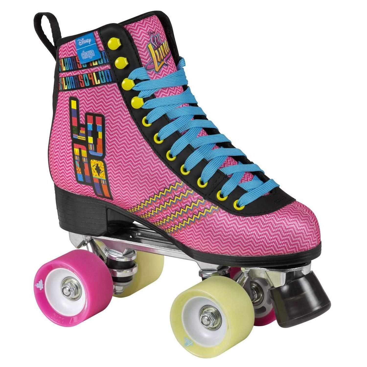 SOY LUNA I Am Moon – Light Up Skates Roller Training 36//37