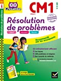 Résolution de problèmes CM1 (Chouette Entraînement)