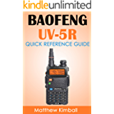 Baofeng - UV5R: Quick Reference Guide