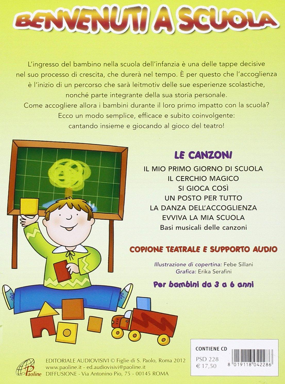 musica mp3 bambino scuola materna