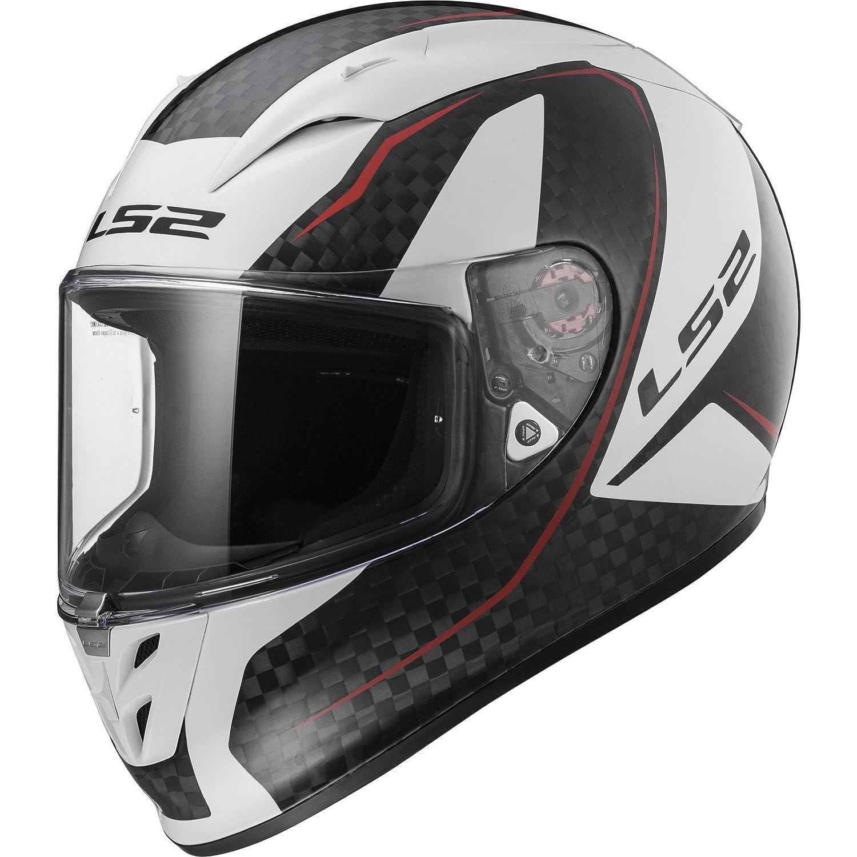 Amazon.es: LS2 Casco Moto FF323 Arrow c Evo Fury, carbon ...