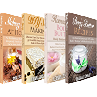 Soapmaking & Body Butter: Soapmaking & Body Butter Boxset - Making Soap At Home +DIY Soap Making Recipes + Homemade Body Butter For Beginners + DIY Bodybutter ... Beauty Boxsets Book 6) (English Edition)