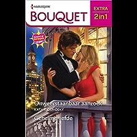 Onweerstaanbaar aanzoek / Geheime liefde (Bouquet Extra Book 549)