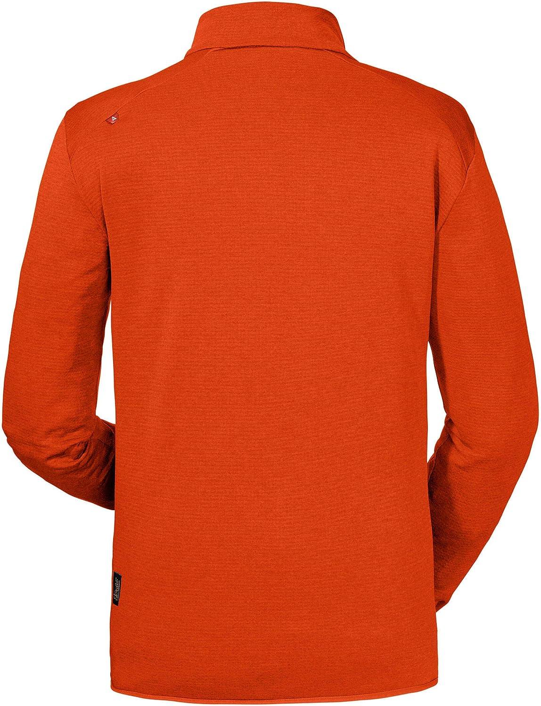 jacke Fleece Jacket Savoyen2 Rot