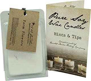 product image for 1803 Candles - Soy Fragrance Melters with Tips Brochure (Farm Flowers)