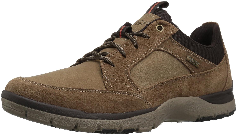 Rockport Men's Kingstin Waterproof Blucher Fashion Sneaker