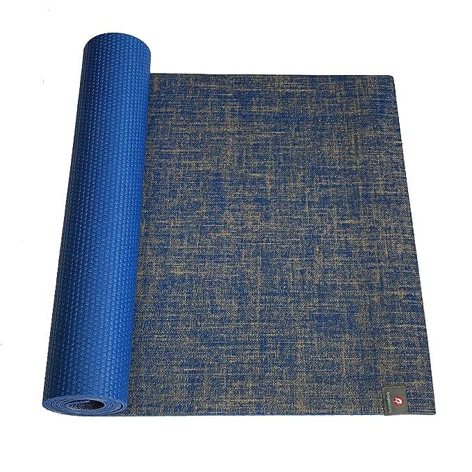 iyogasports Alfombrilla de Yoga de Yute Natural, 60,96 x 182 ...