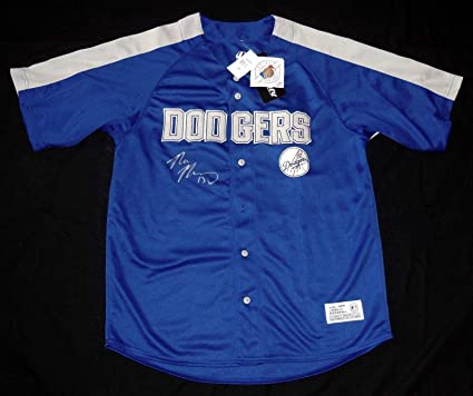 Max Muncy Autographed Jersey (los Angeles Dodgers) - ! - PSA DNA Certified e55913de243