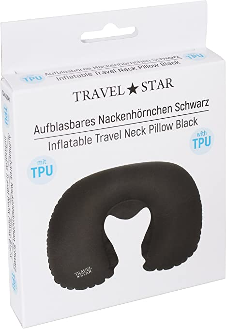 Travelstar TRAVEL NECK PILLOW with
