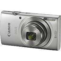 Canon IXUS 185 Digital Camera(IXUS185S) 2.7 Inch display,Silver (Australian warranty)