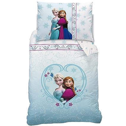 Amazon Funda Nordica Frozen.Juego Edredon Y Almohada 040719 Disney Frozen De Funda Yv8nowmn0