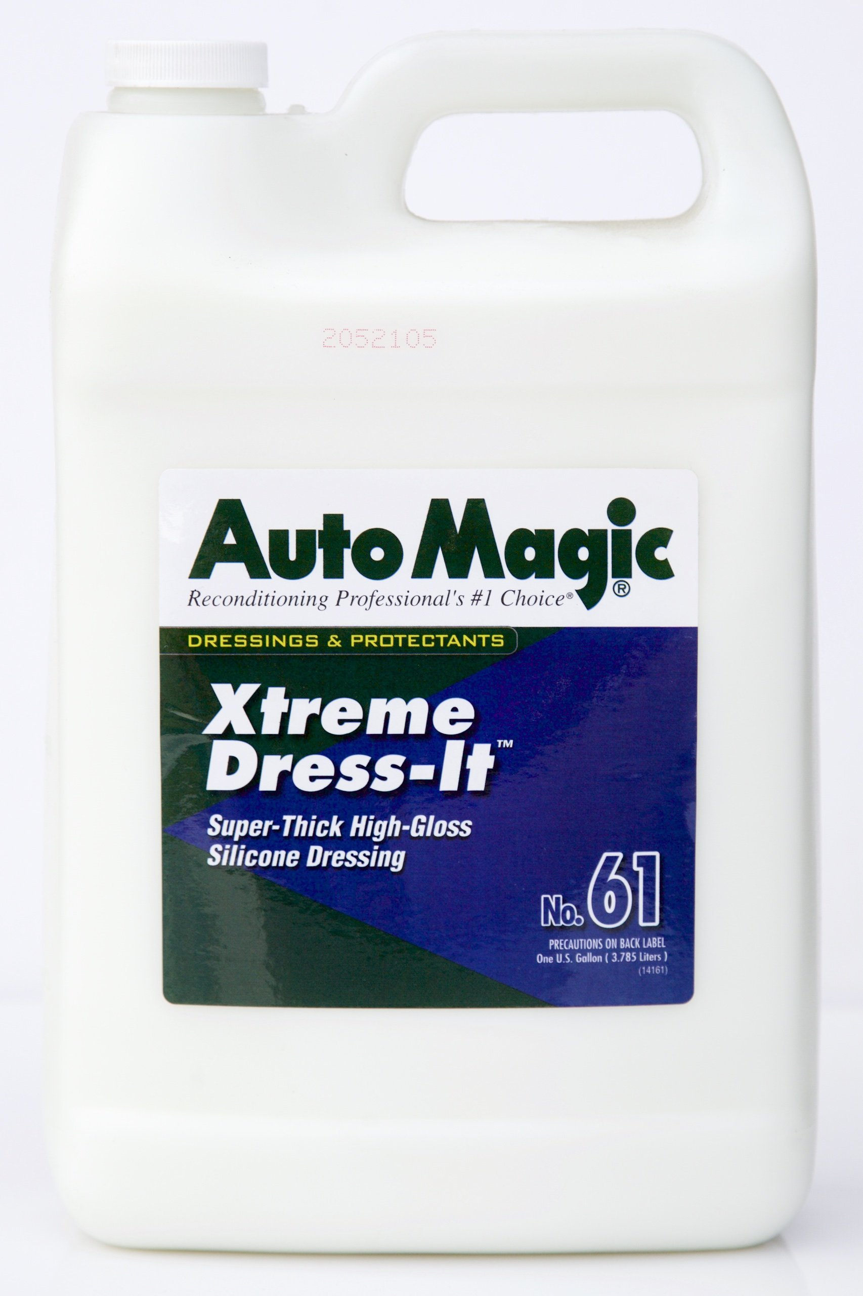Auto Magic Xtreme Dress-It Super Thick Water-Based Dressing - 1 Gallon