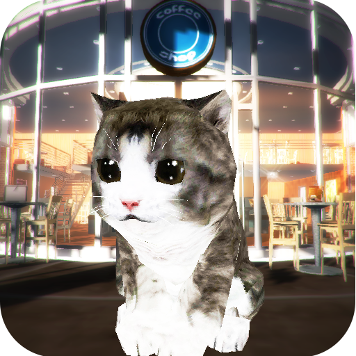 (Cute Kitten Cat Craft:Coffee Shop)