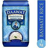 DaawatTraditional White Basmati Rice-1kg