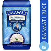 DaawatTraditional White Basmati Rice-1kg