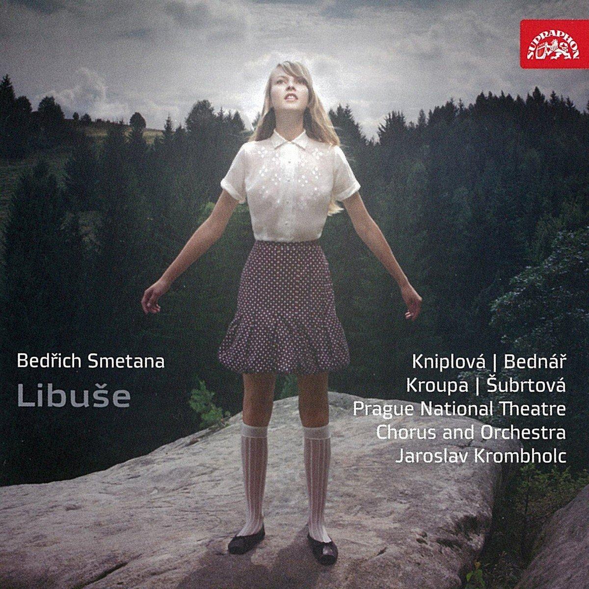 Bedrich Smetana Jaroslav Krombholc Prague National Theatre Chorus