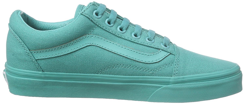 Vans Authentic, Unisex-Erwachsene Sneakers, Grün (mono/bright Aqua), 42.5  EU: Amazon.de: Schuhe & Handtaschen
