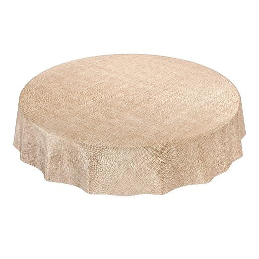 Mantel de Hule encerado a cuadros lavable para mesa, toalla, Gold ...