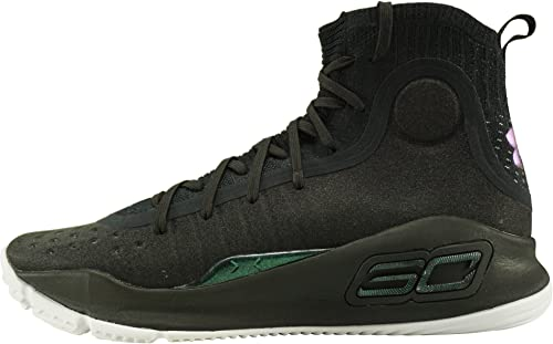 Under Armour Curry 4 (12, Black/Stealth