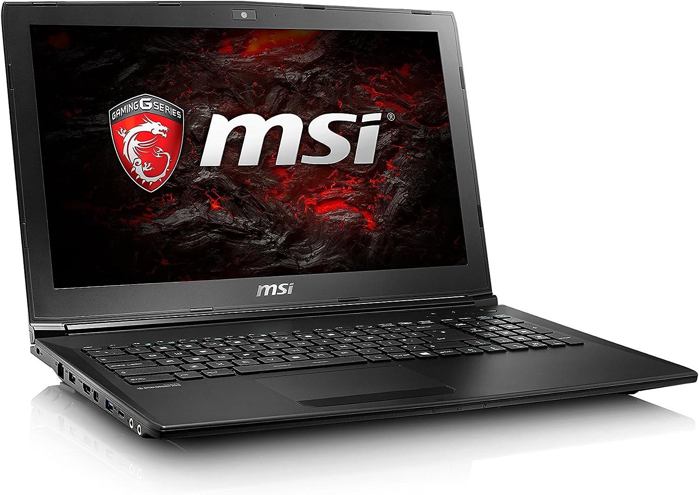 """MSI GL62M 7RD-056 15.6"""" Performance Gaming Laptop Core i7-7700HQ GTX 1050 16GB 1TB"""