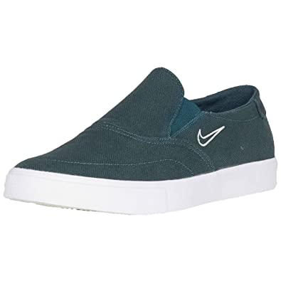 separation shoes e1c21 42d8e Nike SB  Portmore II Solarsoft Slip On  Deep Jungle Deep Jungle Barely
