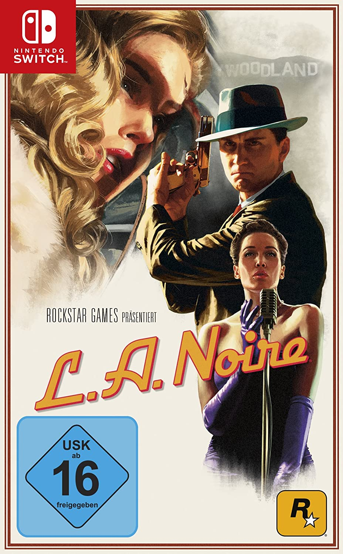 L.A. Noire - Nintendo Switch [Importación alemana]: Amazon.es: Videojuegos