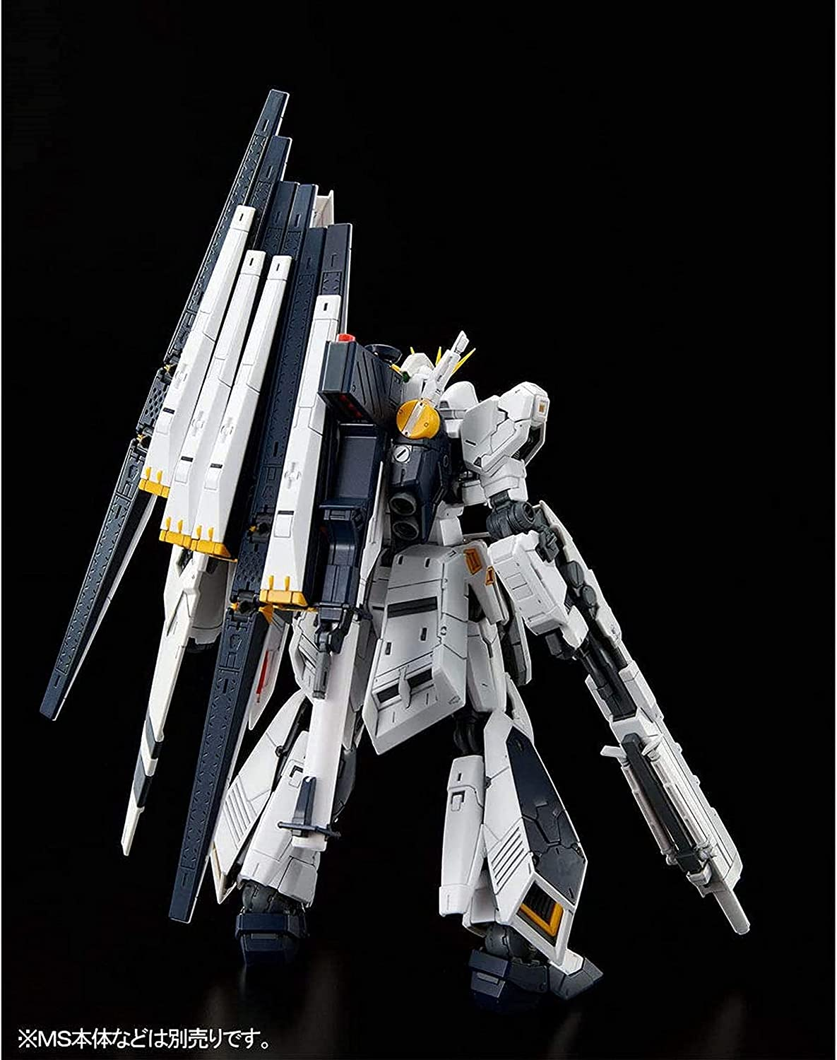 This Product Does not Include The Mobile Suit Body RG 1//144 HWS Expansion Set for Nu GINDAM Japan Import