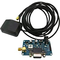 LE Products GPS Receiver SIM28 SIM28M Module with serial RS232 and TTL UART output with antenna
