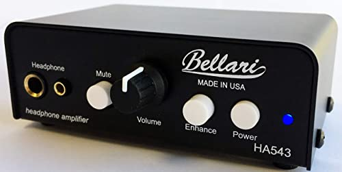 Bellari Audio HA543 Headphone Amplifier