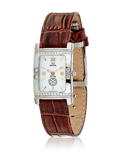 Jaguar Reloj analogico para Mujer de Cuarzo con Correa en Piel J456/1