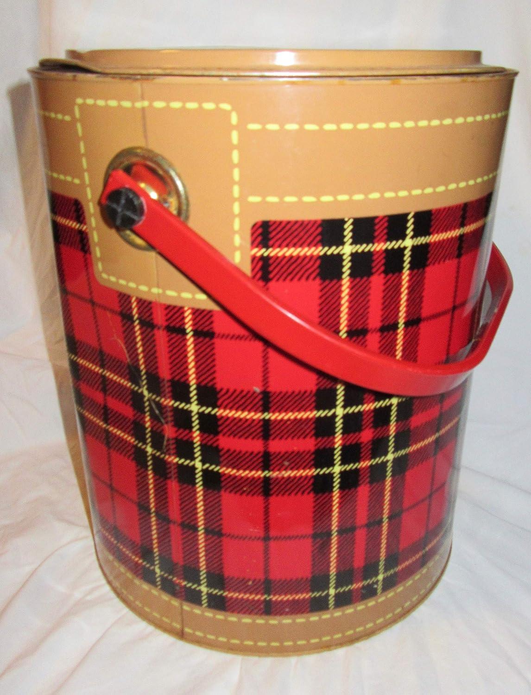 Skotch Kooler - Cubo de Metal Redondo Aislado de 4 galones (35,6 ...