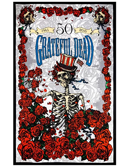 Amazon.com: Sunshine Joy Grateful Dead 50th Anniversary Bertha 3D ...
