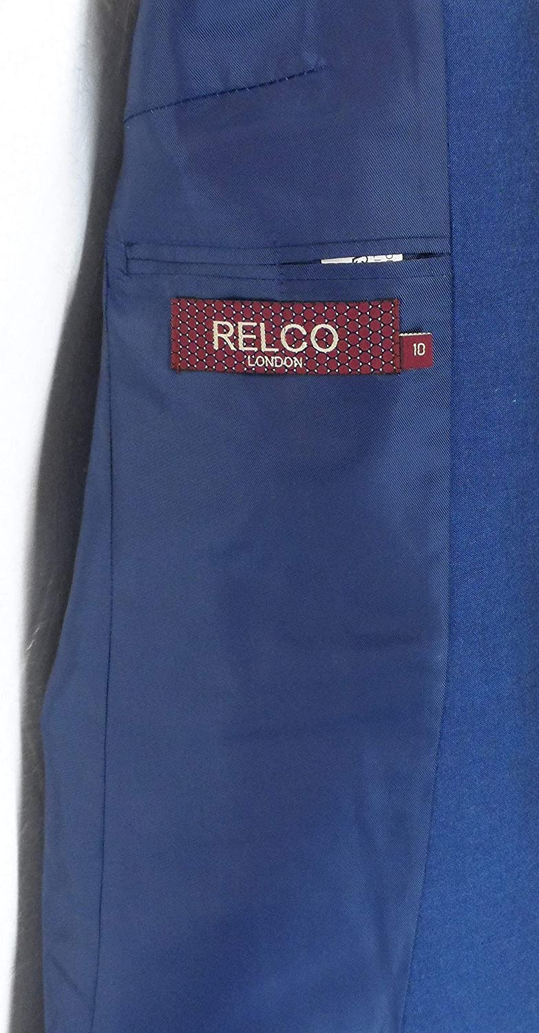 Relco Ladies Tonic Jackets Blue