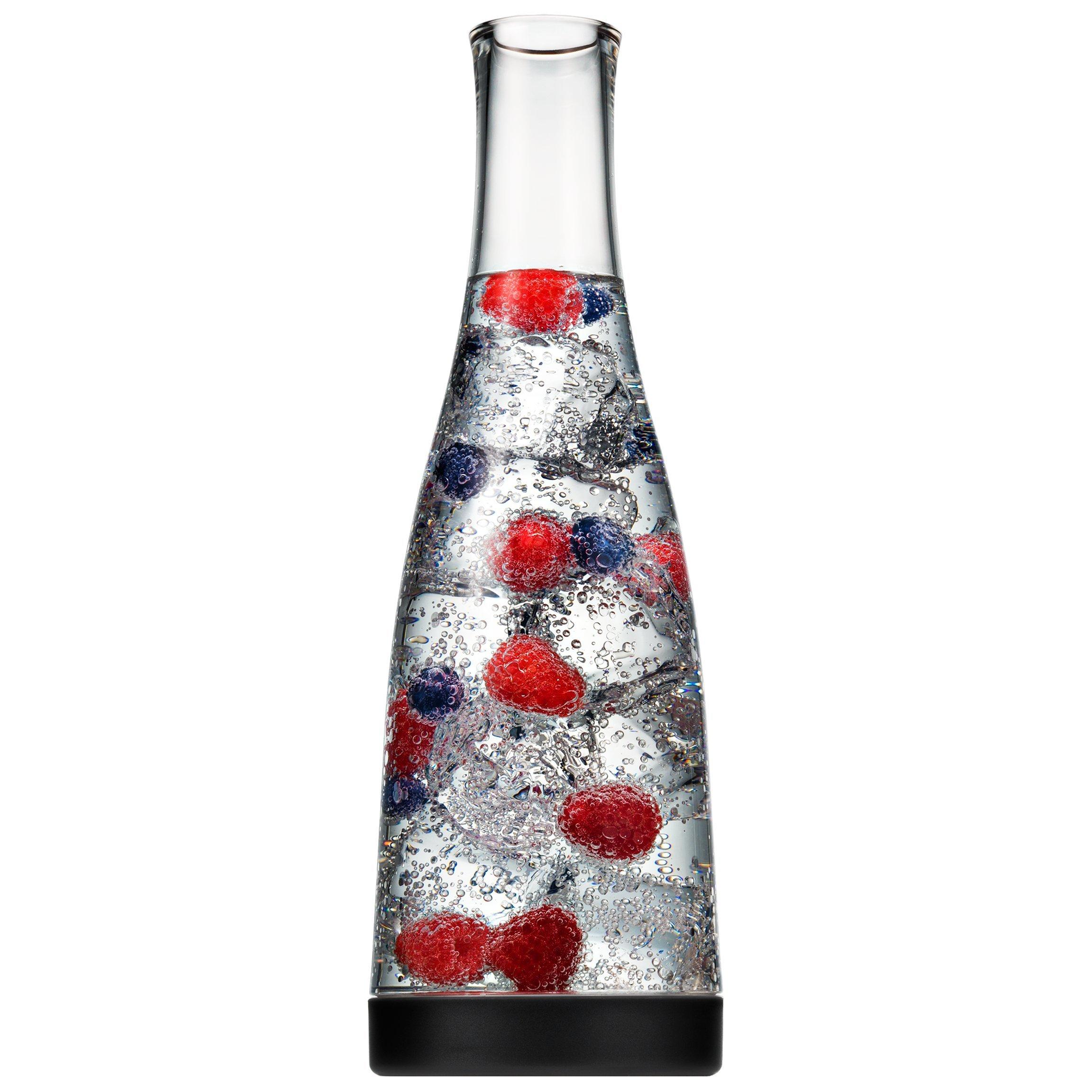 Drinique SRV-CA-CLR-12 Beverage Service Easy Clean Carafe Decanter, 32 oz (Case of 12), Clear by Drinique (Image #3)