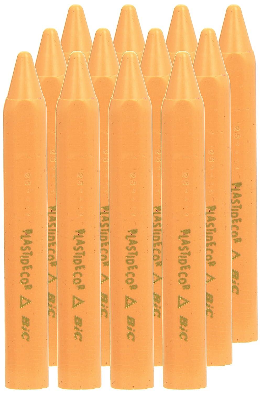 BIC 421897 - Pack de 12 lápices, color carne 816