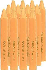Plastidecor 816 - Ceras, caja de 12 unidades, color carne: Amazon.es: Oficina y papelería