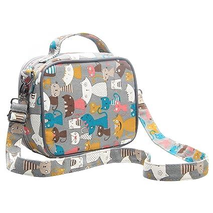 Teamoy - Estuche de lápices de colores, bolsa de viaje con ...