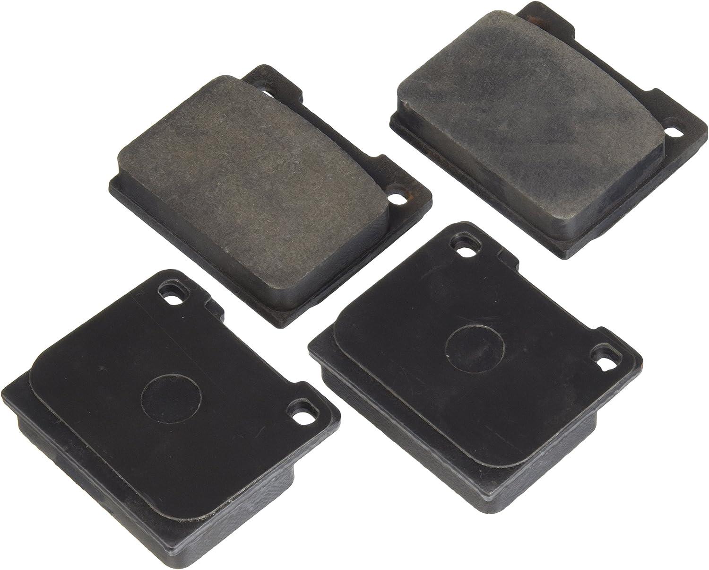 Centric Parts 102.00040 102 Series Semi Metallic Standard Brake Pad