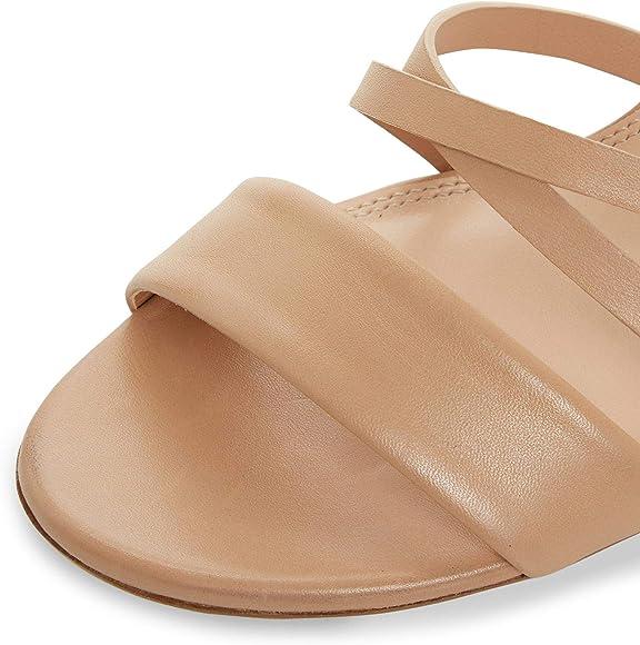 IVANNI Block Heel Strappy Sandals