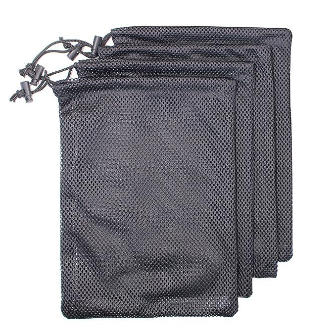 Amazon.com: MoMaek - Bolsa de malla de nailon para viajes y ...