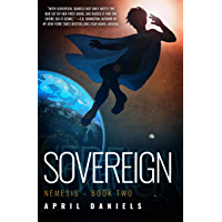 Sovereign (Nemesis Book 2) book cover