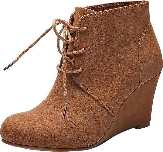 Women's Wide Width Wedge Shoes - Plus