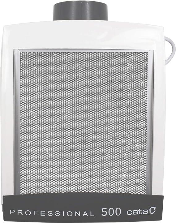 Cata Professional 500 Extractor centrífugo de Cocina, 125 W, 230 V ...