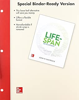 Amazon life span development 9781259343001 john w santrock looseleaf for lifespan development fandeluxe Image collections